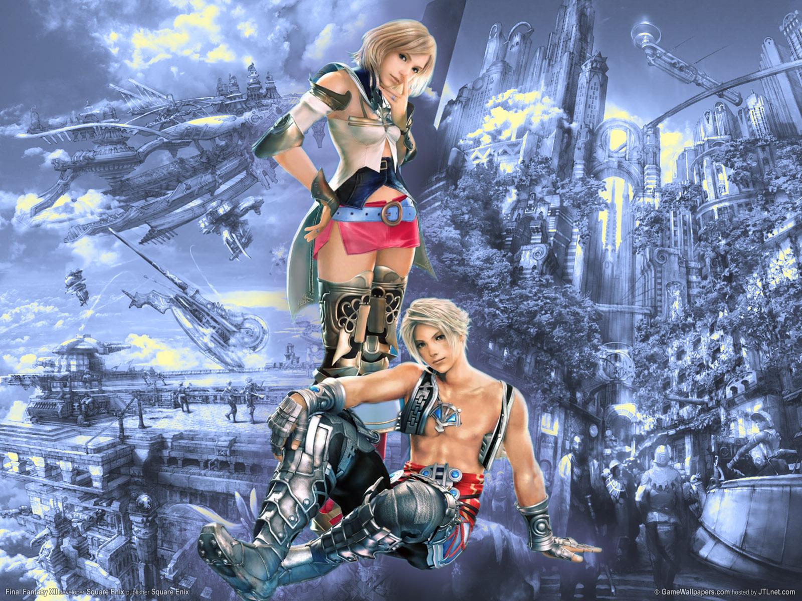 Final fantasy wallpapers - Fantasy game wallpaper ...